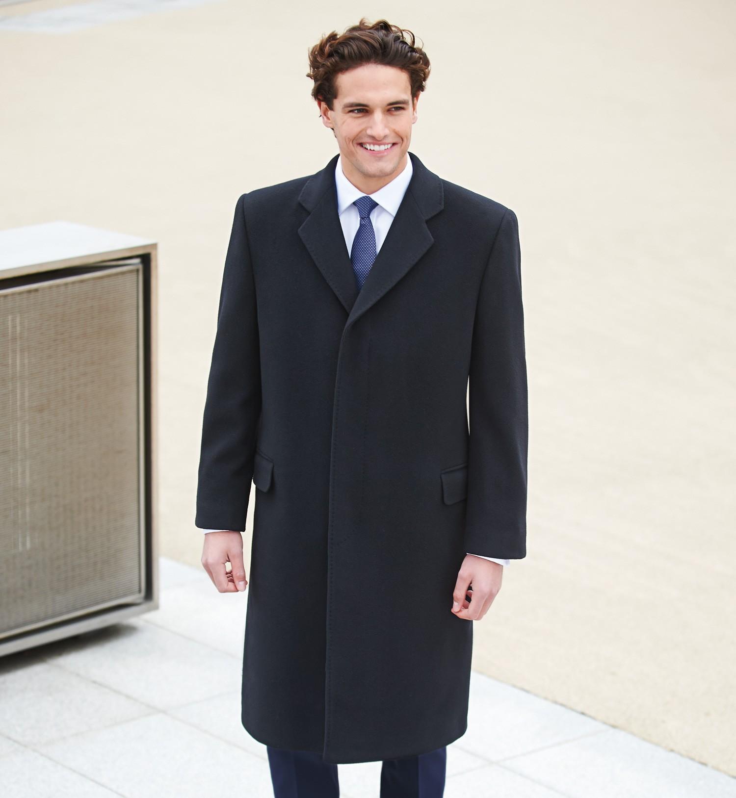 Mens formal overcoats