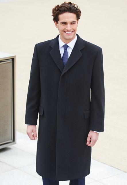 Men's Bond Overcoat