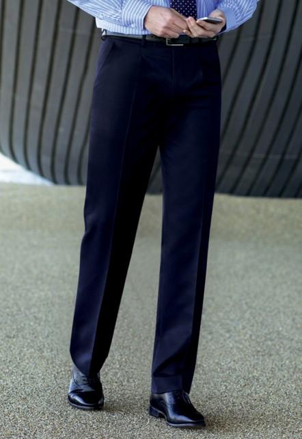 Delta Single Pleat Trouser