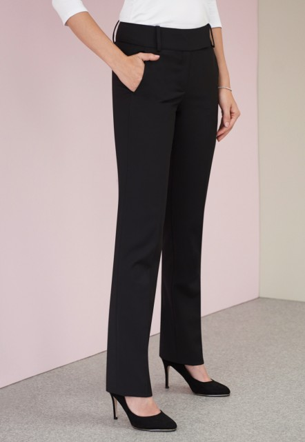Genoa Tailored Leg Trouser