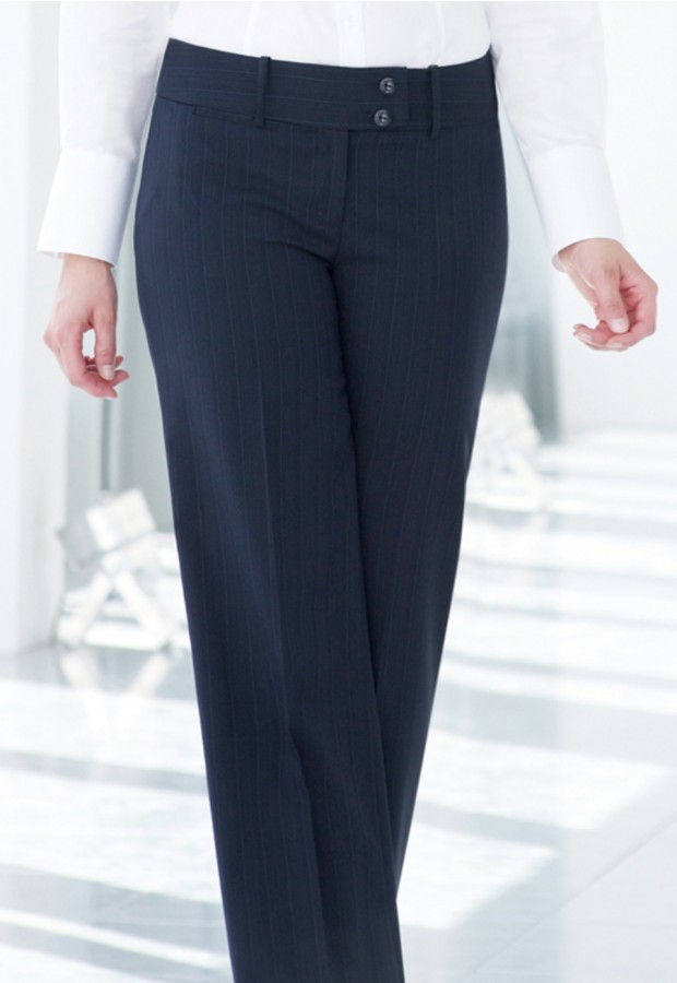 Andretta Parallel Leg Trouser