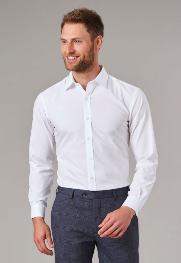 Este Slim Fit Non-Iron Shirt