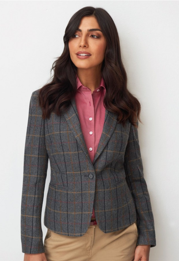 Montreal Tweed Jacket
