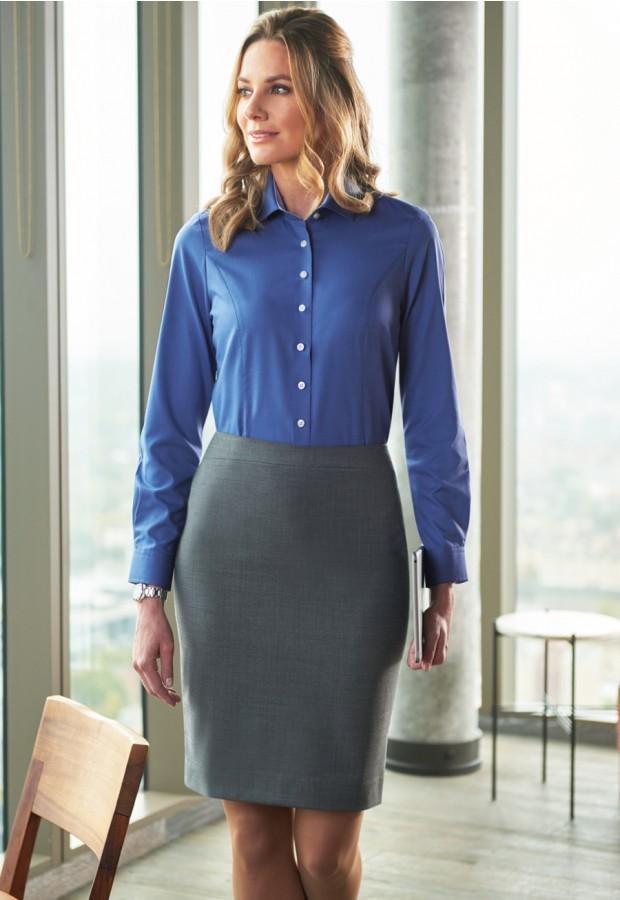 Numana Straight Skirt