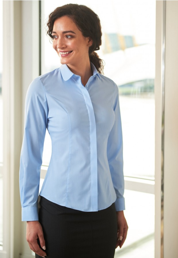 Trevi semi-fitted Blouse