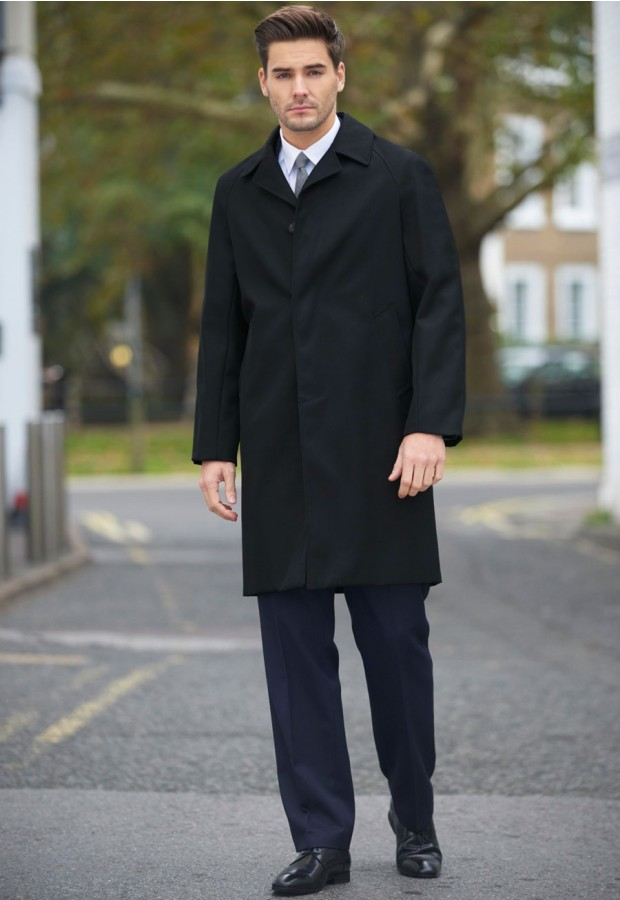 Whipcord Coat