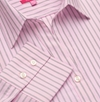 Pink/Grey Stripe