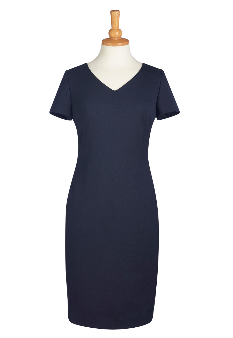 Corinthia V-neck Dress Image
