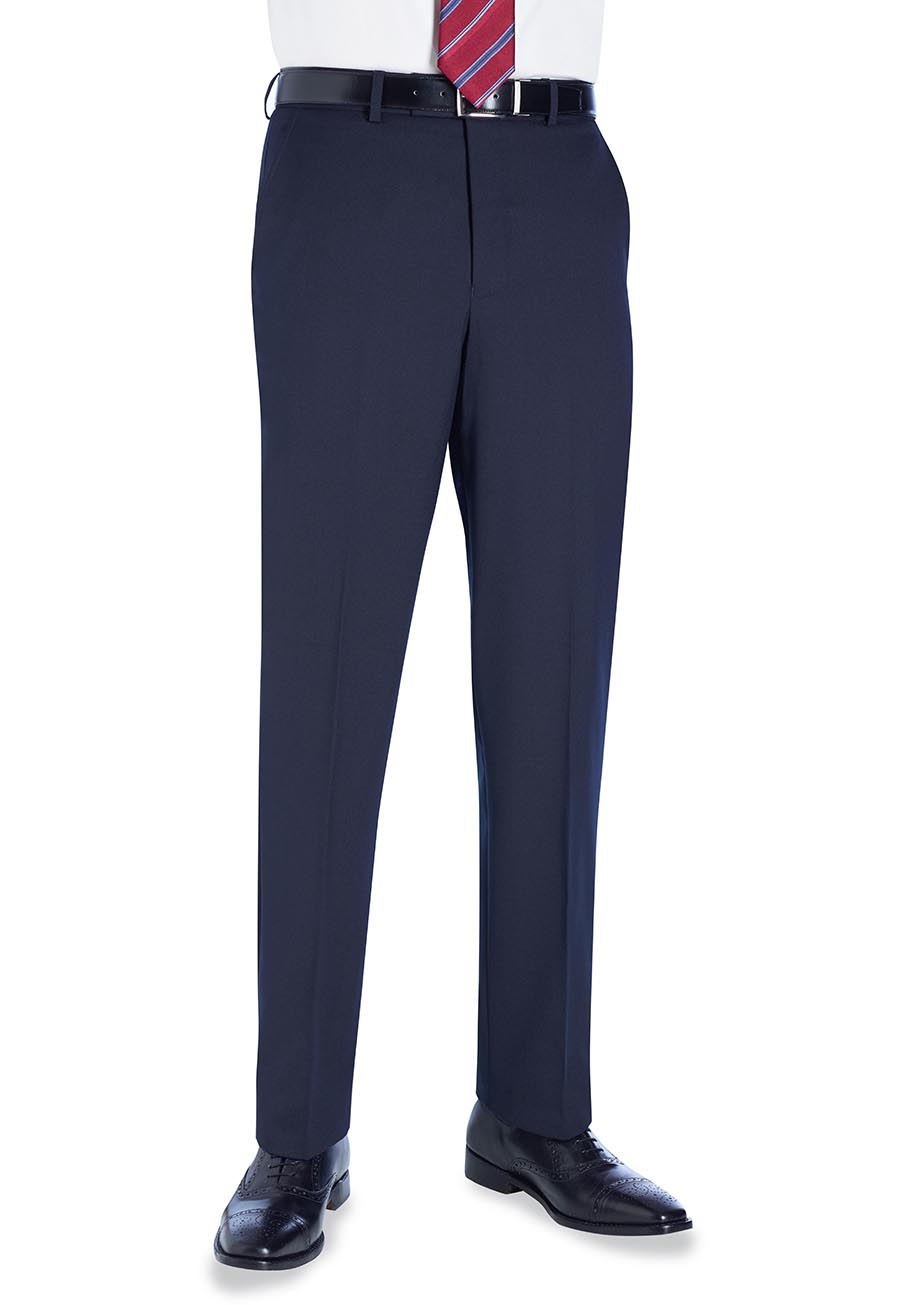Aldwych Tailored Fit Trouser Image