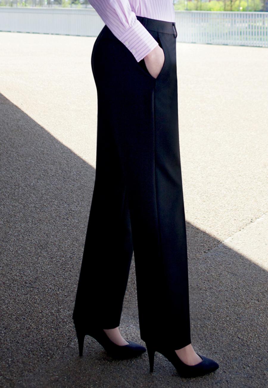 Aura Straight Leg Trouser  Image