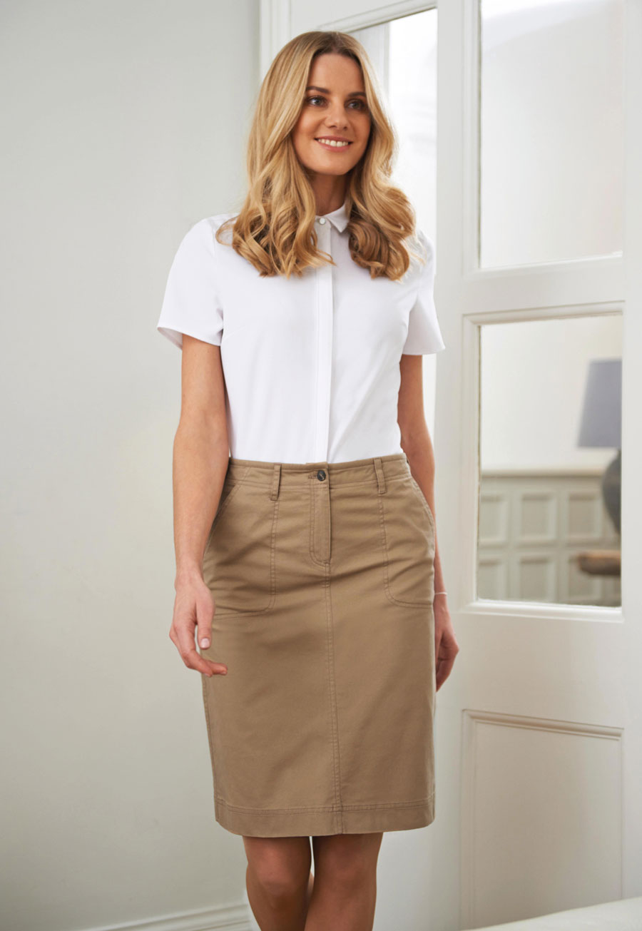 Austin Chino Skirt Image