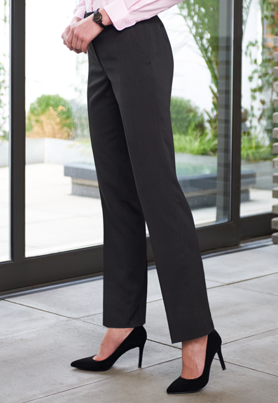 Bianca Tailored Fit Trouser Image