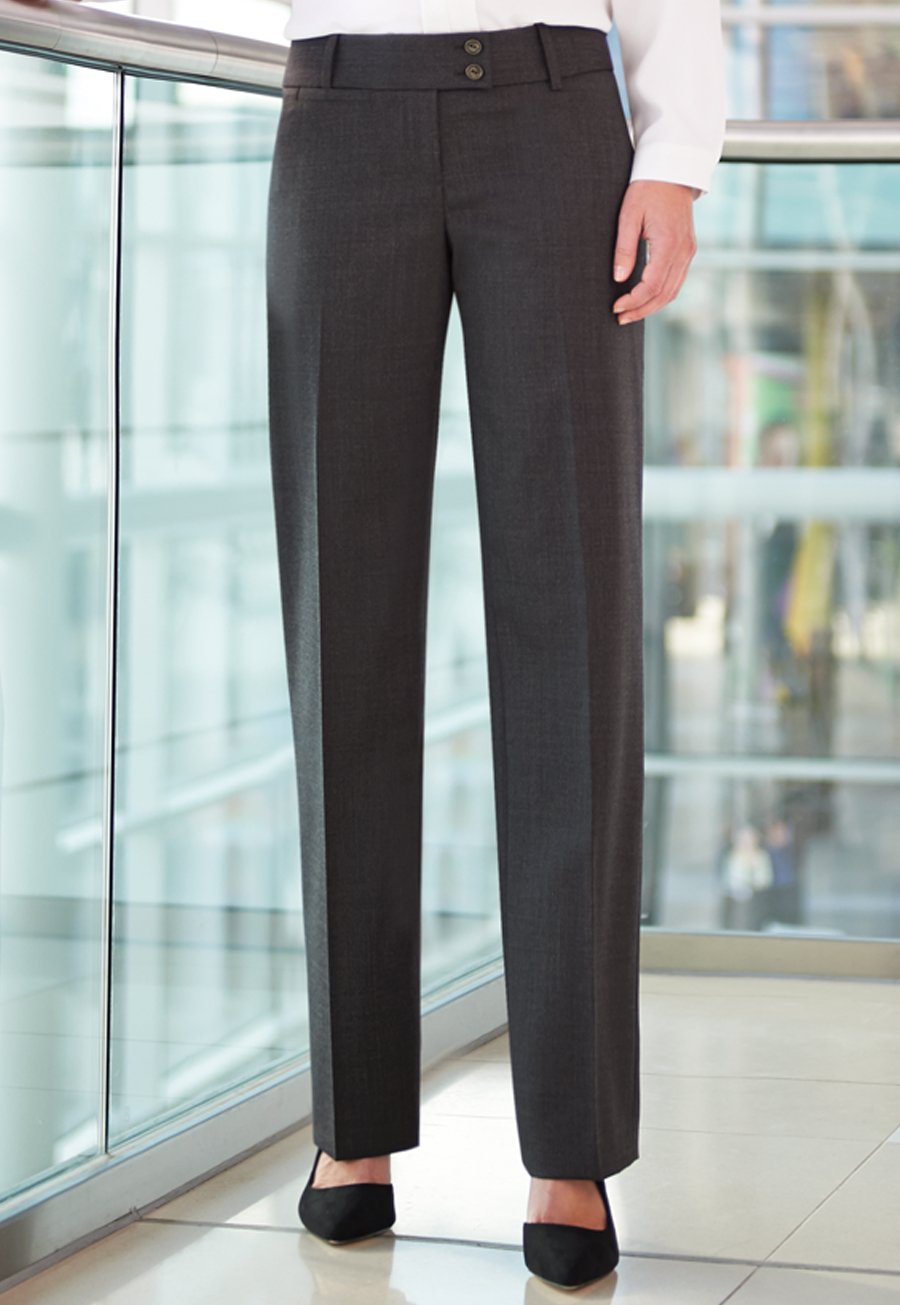 Dorchester Parallel Leg Trouser Image