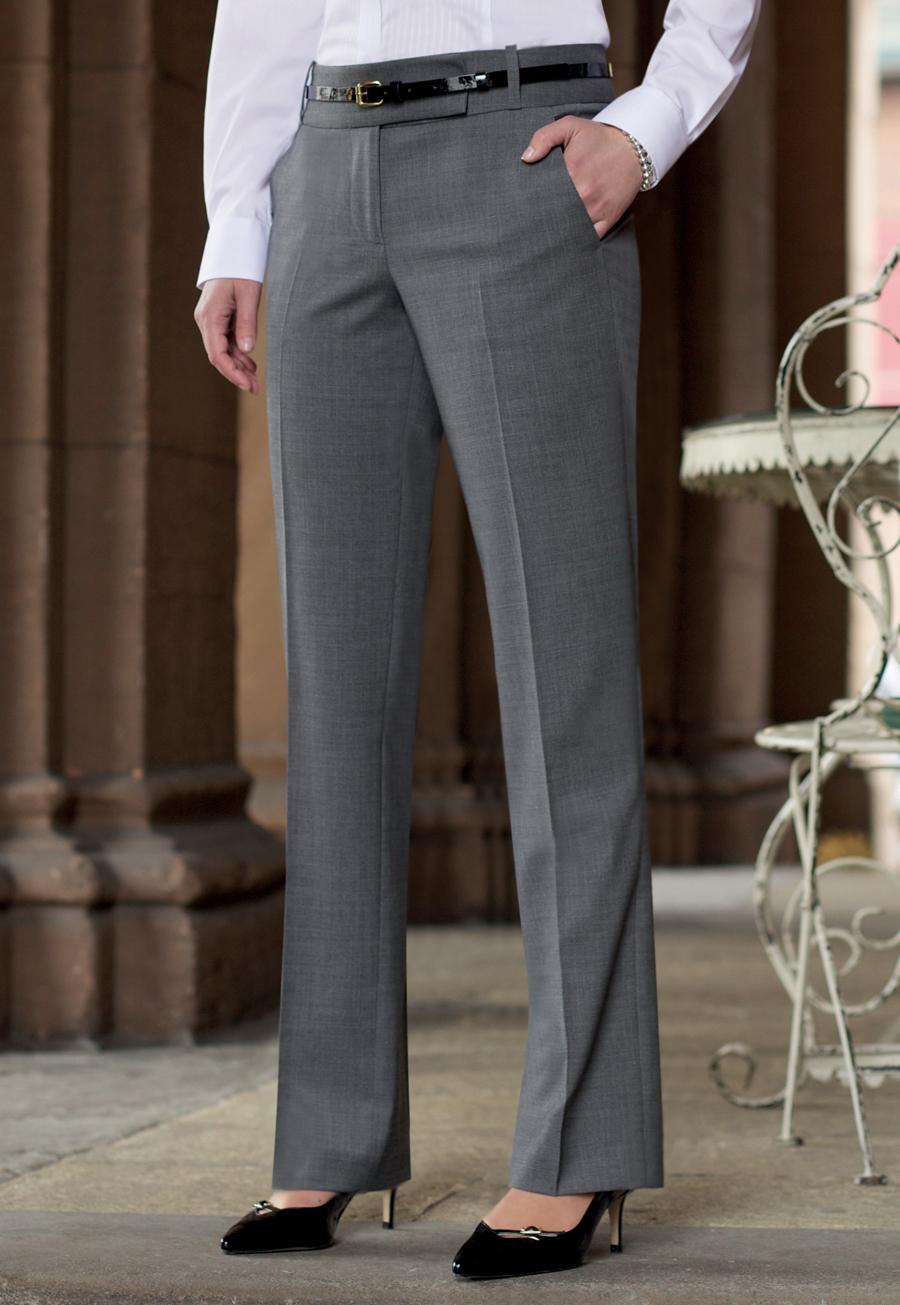 Genoa Slim Leg Trouser Image