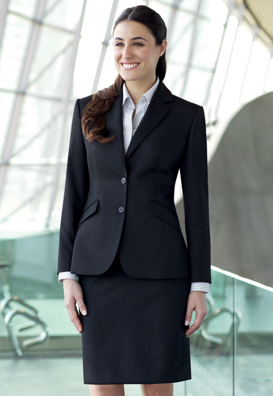 Hebe Classic Fit Jacket Image
