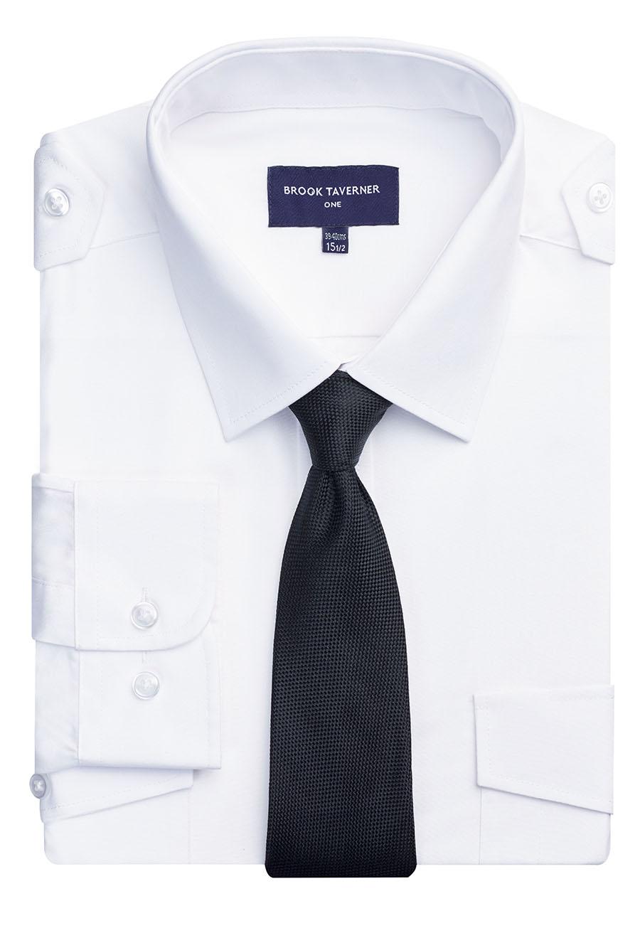 Hermes Classic Fit Pilot Shirt Image