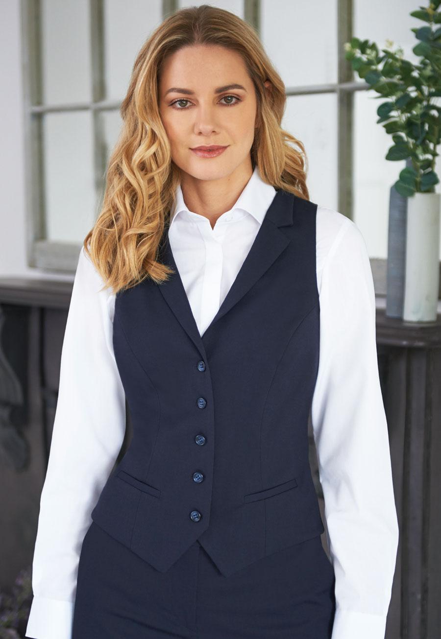 Larissa Ladies Waistcoat Image