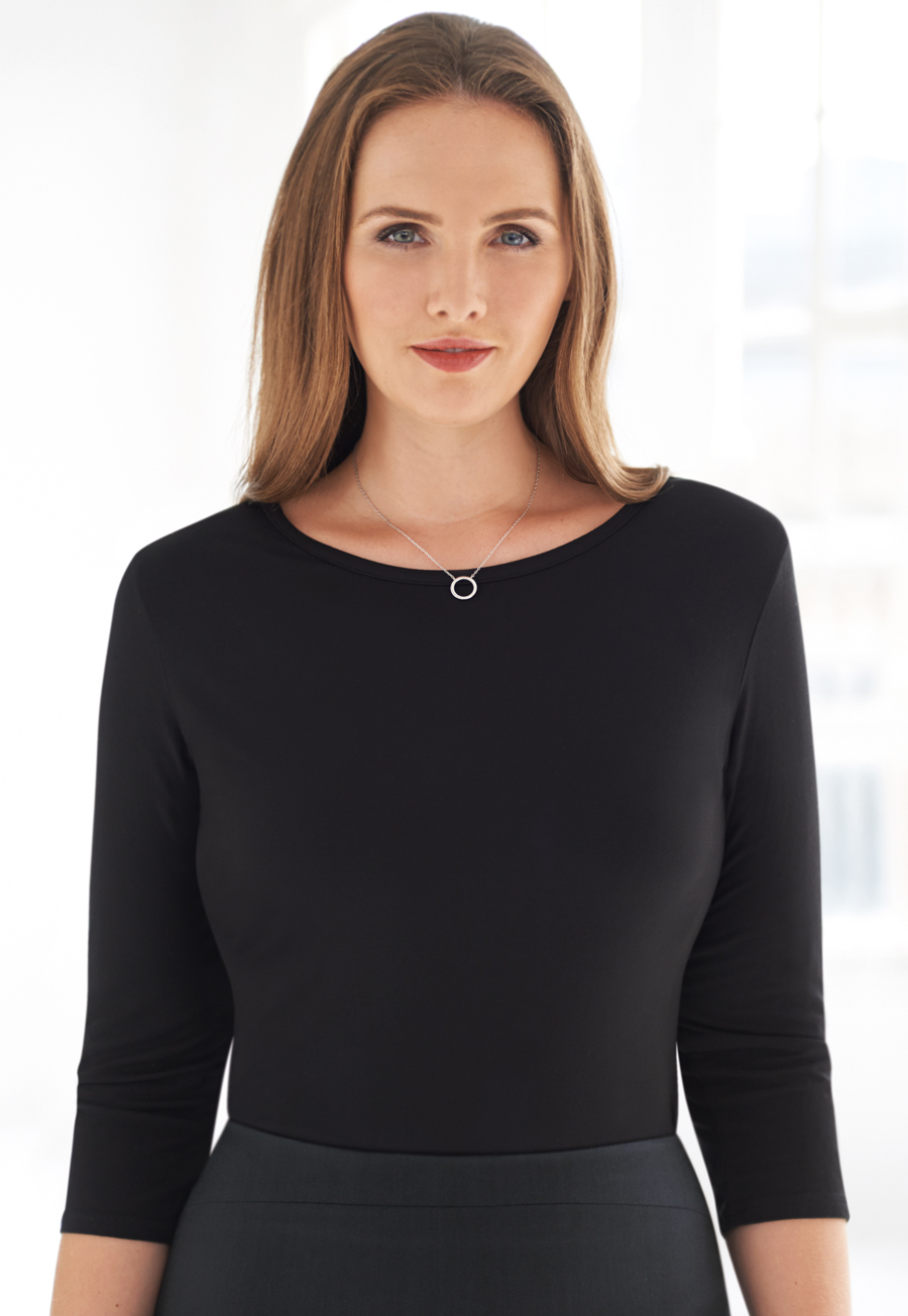 Mira Ladies Stretch top Image