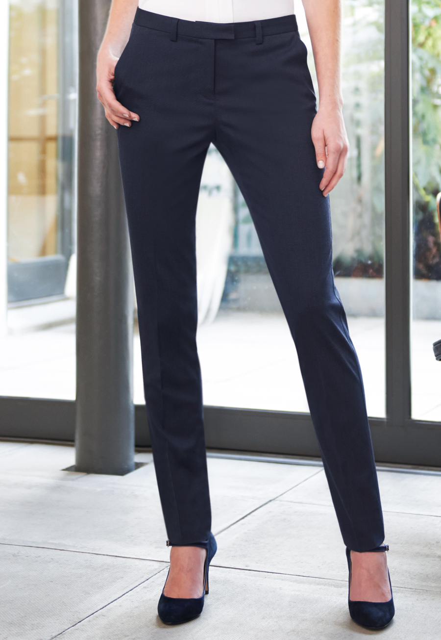Ophelia Slim Fit Trouser Image