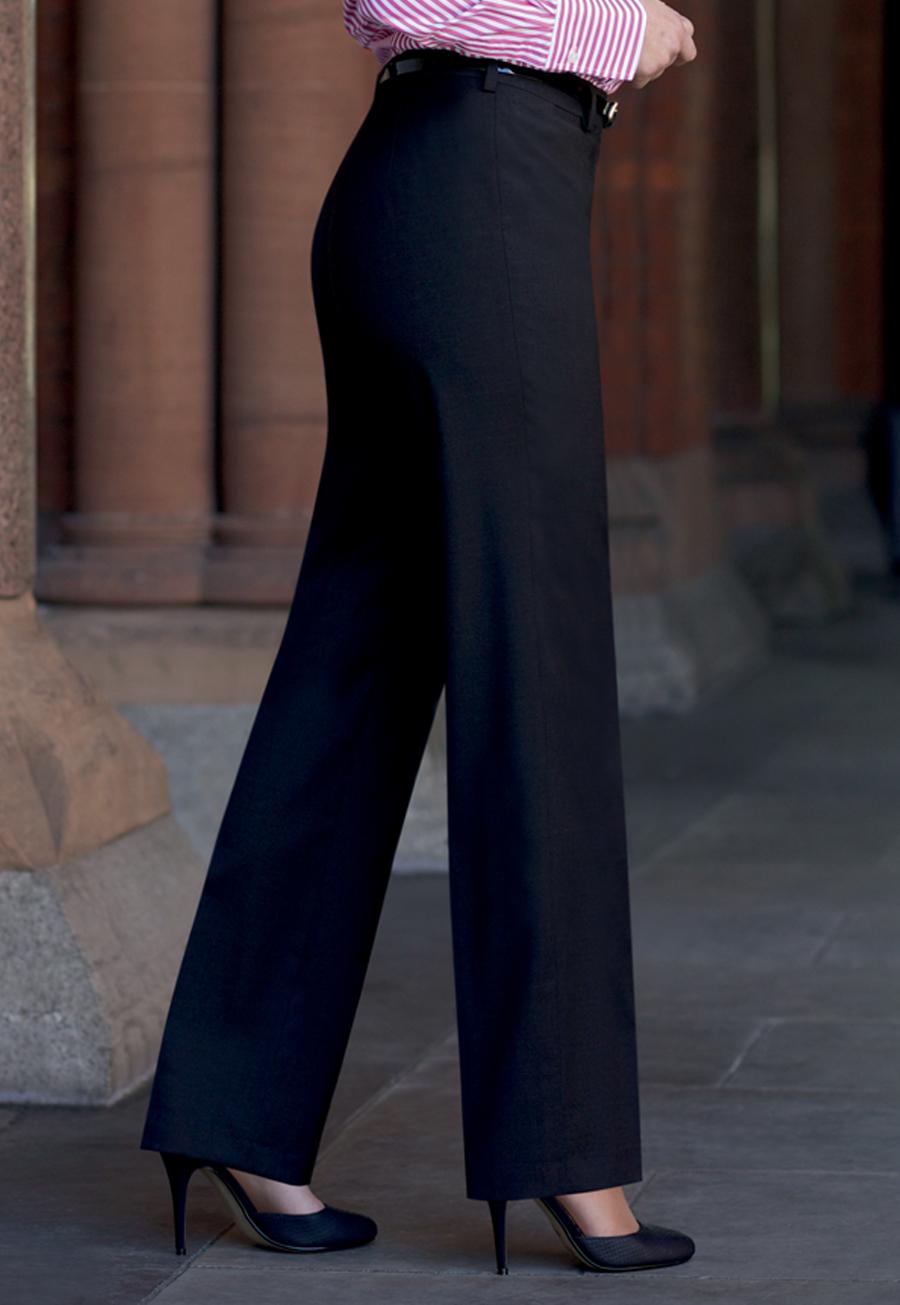 Varese Straight Leg Trouser Image