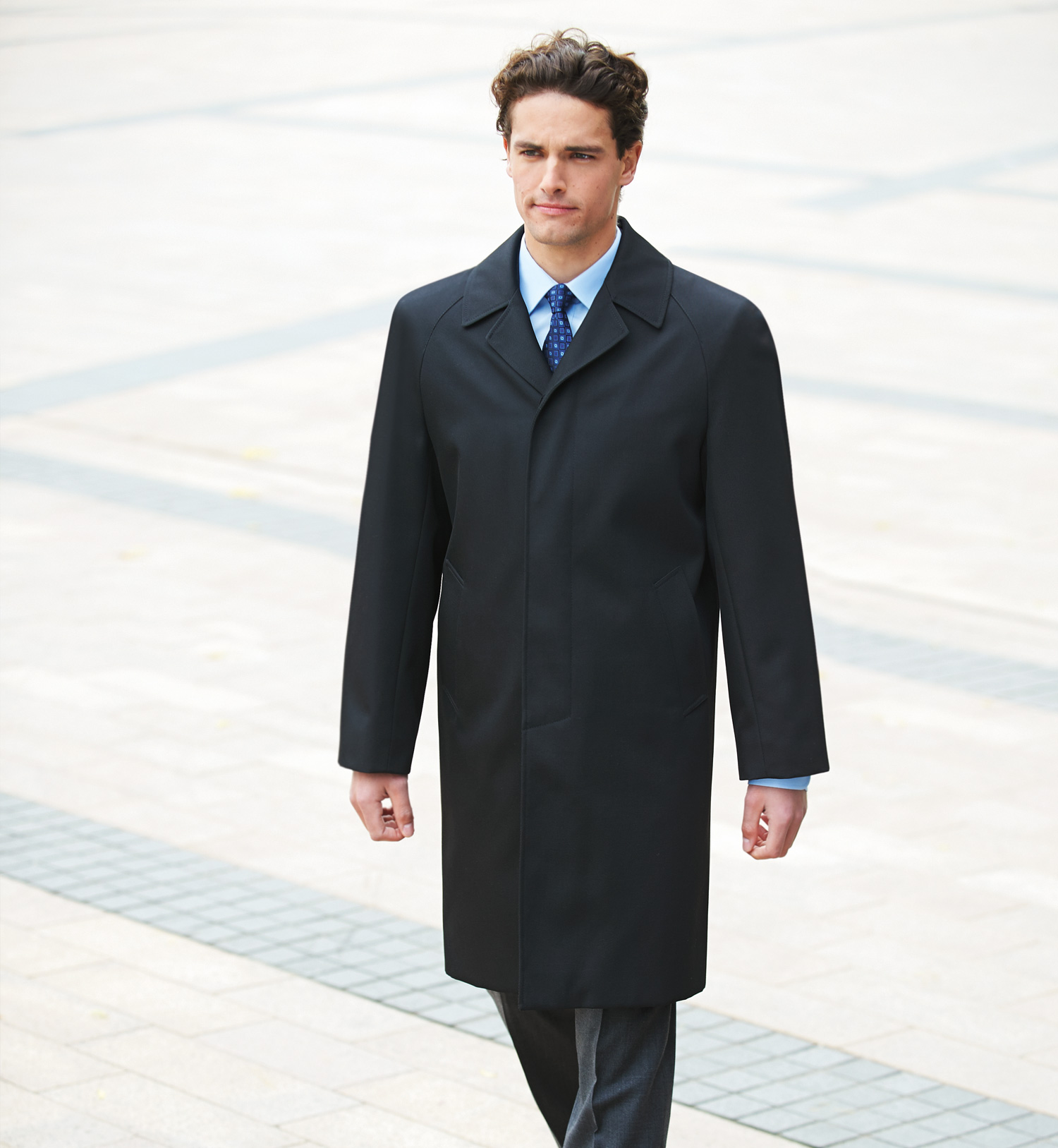 Whipcord Coat Image
